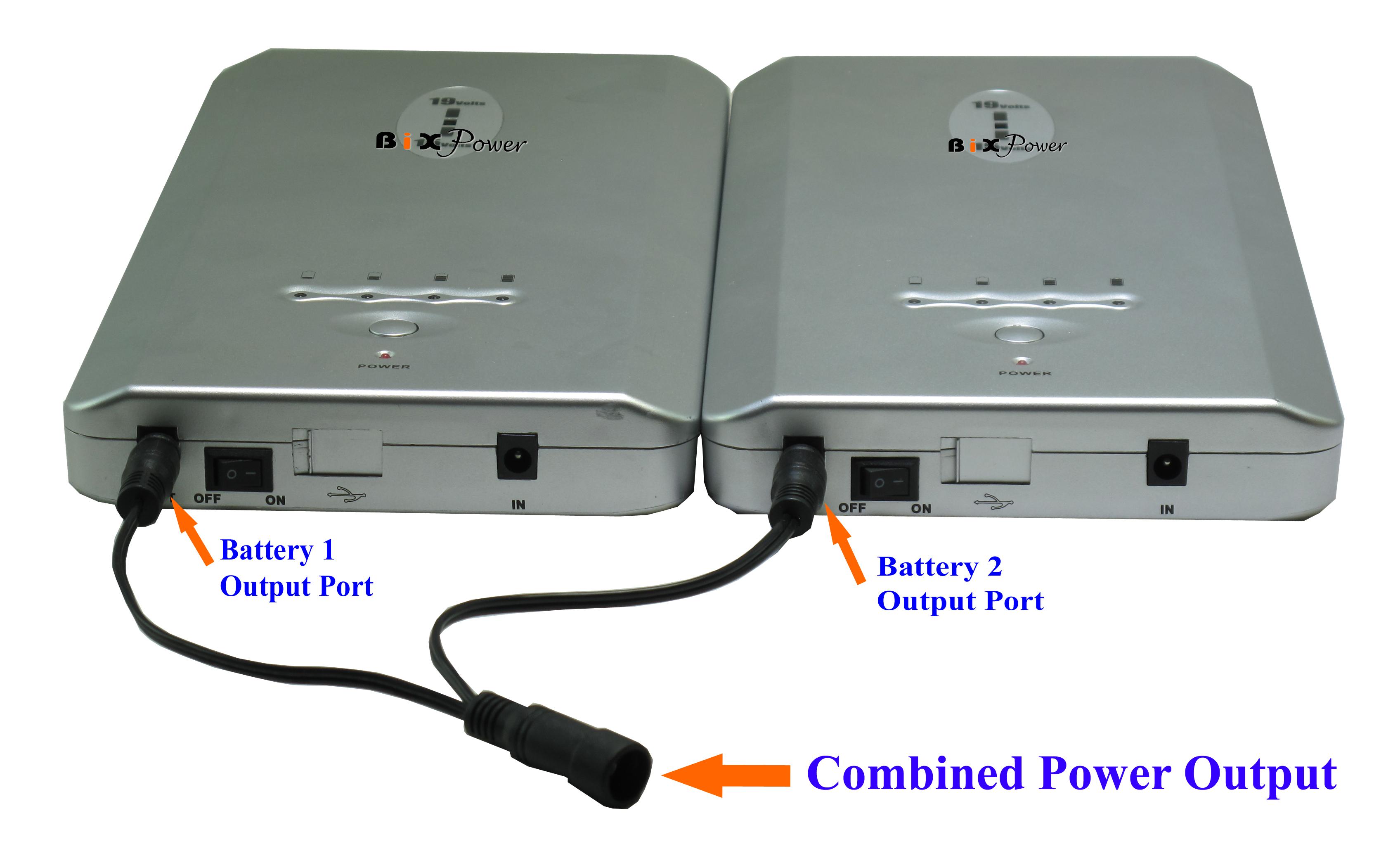 BiXPower BP220 Battery Power Bank