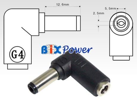 Connector Plug Tip - G4