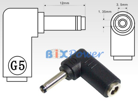 Connector Plug Tip - G5