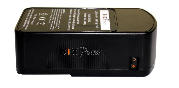 High Capacity 144 Wh V Mount Battery For Professional