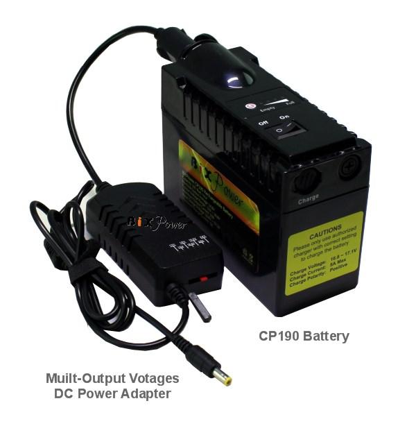cpap machine power usage
