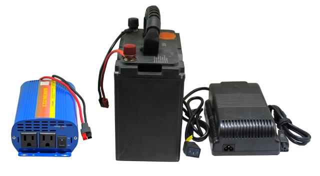 XP1600 AC Power Pack- 1044 Watt-hour Light Weight Lithium