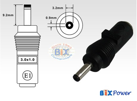 Connector Plug Tip - E1