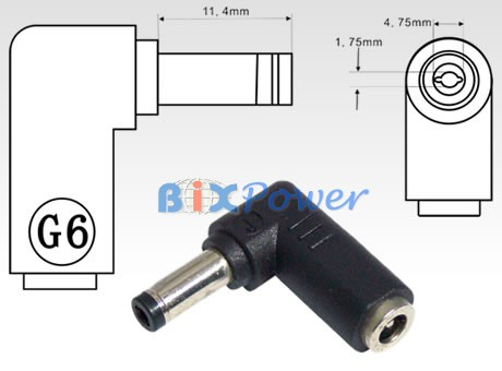 Connector Plug Tip - G6